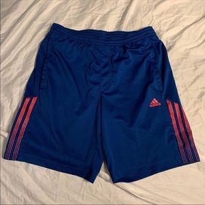 Adidas shorts boy's large